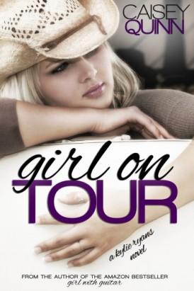 Girl On Tour Book Tour