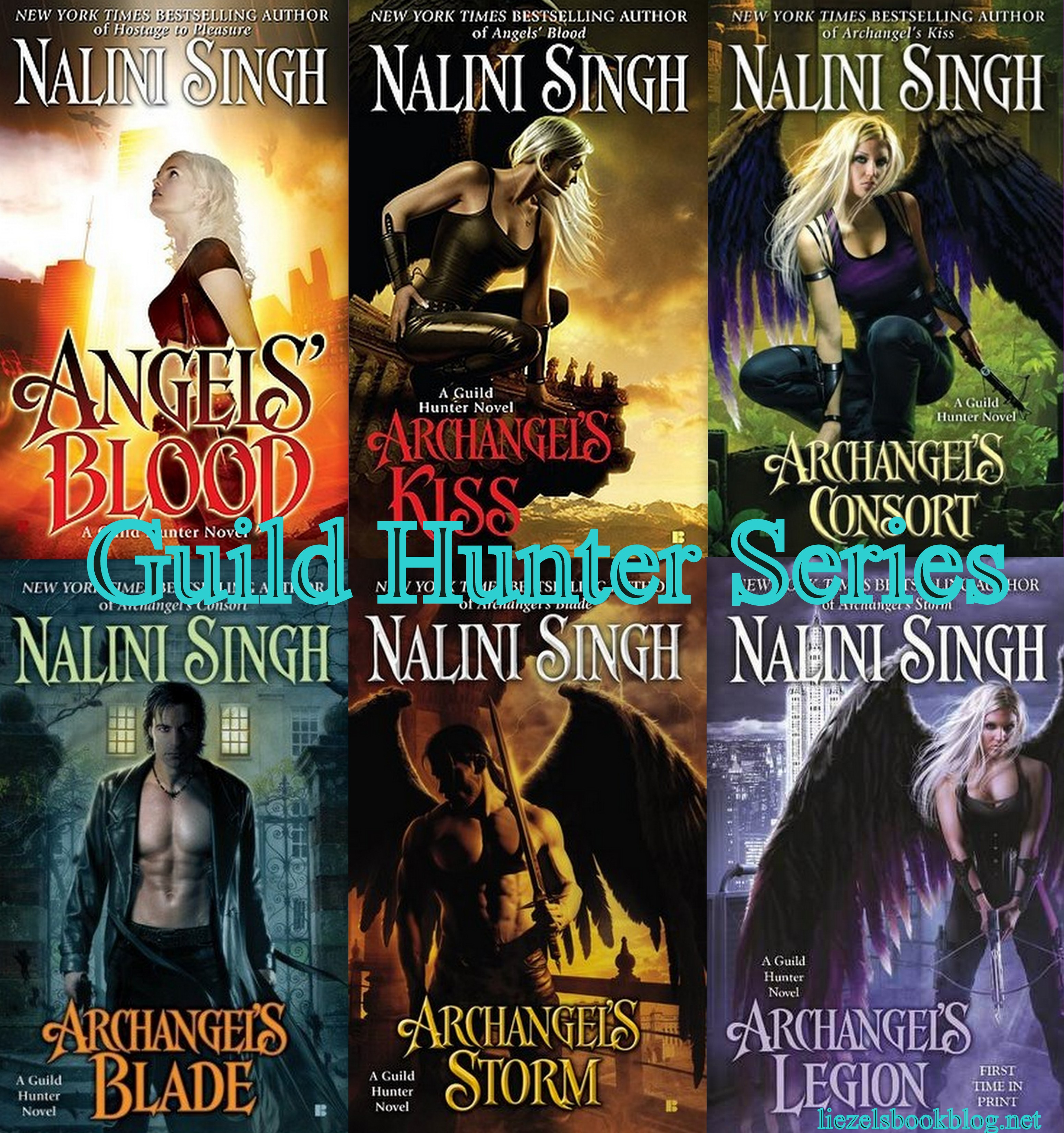 Home  Nalini Singh  NYT bestselling author