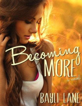 Becoming More Book Tour Review