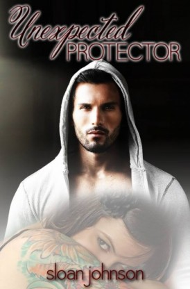 Unexpected Protector Cover Reveal