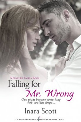 Falling for Mr. Wrong Book Tour Review
