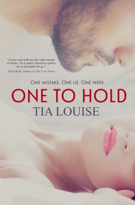 One To Hold: A BBBC Book Review/ Giveaway**