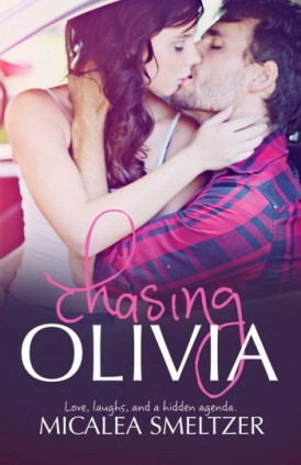Chasing Olivia Cover Reveal