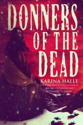 Donners of the Dead Cover Reveal