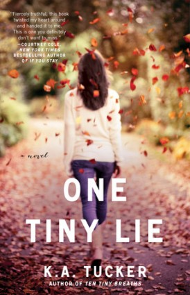 One Tiny Lie Paperback Release Day Launch Event