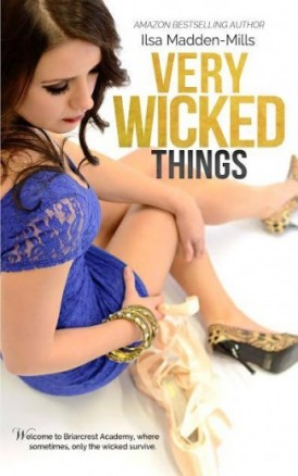 Very Wicked Things Cover Reveal