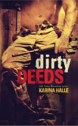 Dirty Deeds Cover Reveal