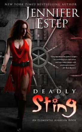 Deadly Sting Book Review