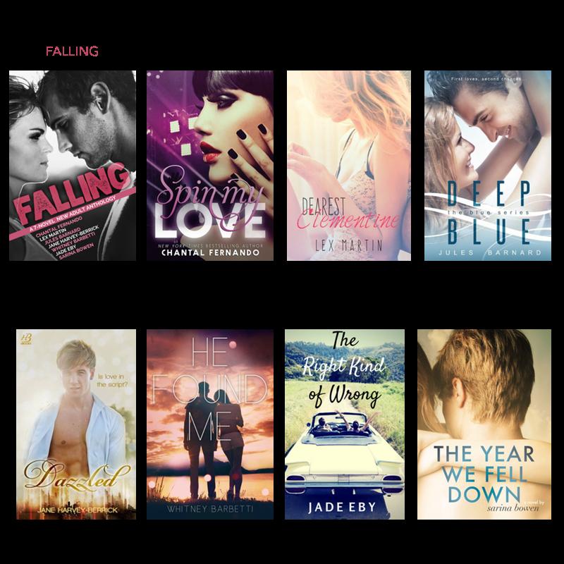 Falling Authors