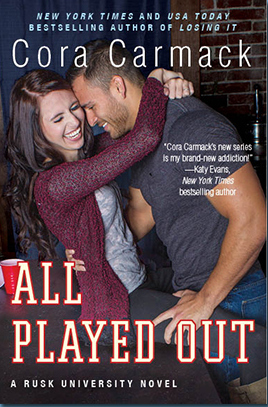 """""""All Played Out"""" Cover Reveal"""