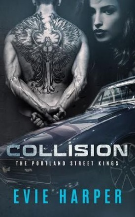 "Evie Harper's ""Collision"" is Live!"