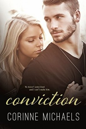 """Conviction"" Book Review/ Giveaway**"