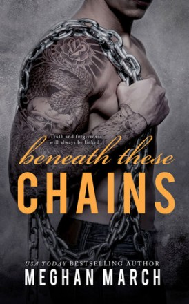 """Beneath These Chains"" Cover Reveal/ Giveaway**"