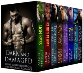 """Dark and Damaged"" Book Blitz"