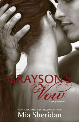 """Grayson's Vow"" Book Review"