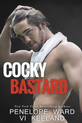 """Cocky Bastard"" Book Review"