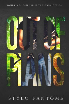 """""""Out Of Plans"""" Book Review, Excerpt and Giveaway"""