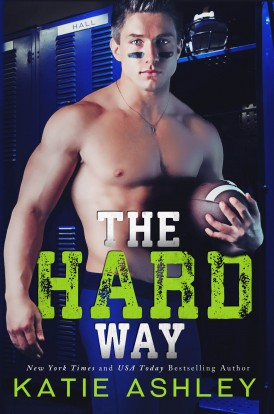 """The Hard Way' Cover Reveal"