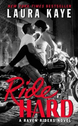 """""""Hard Ride"""" Book Review/ Giveaway**"""