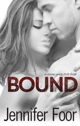 """""""Bound"""" by Jennifer Foor Cover Reveal"""
