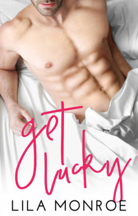 """""""Get Lucky"""" Book Review"""
