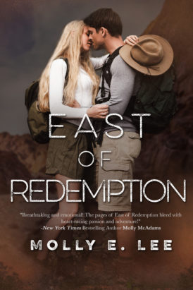 """East Of Redemption"" Cover Reveal/ Giveaway**"