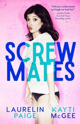 """Screwmates"" Cover Reveal"