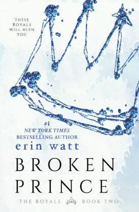 """Broken Prince"" Cover Reveal"