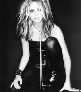 Sarah Michelle Gellar as Eve - do I need to say more?