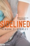 Sidelined Cover Reveal