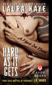 Hard As It Gets Blog Tour Review