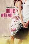 More With You Cover Reveal