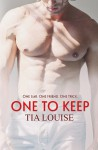One To Keep Blog Tour Review