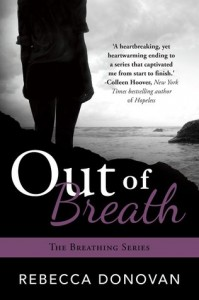 Out Of Breath Book Review/ Giveaway**