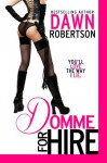 Domme For Hire Cover Reveal