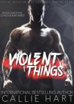 """Violent Things"" is LIVE!"