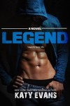 """Legend"" Book Blitz"