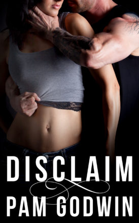 """""""Disclaim"""" Cover Reveal"""