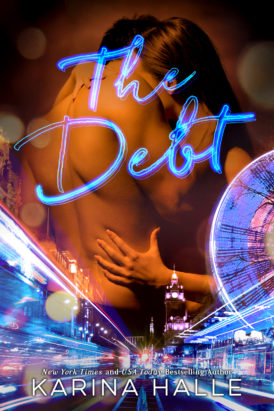 """""""The Debt"""" Cover Reveal"""