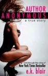 Author Anonymous Cover Reveal