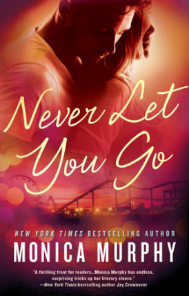 """""""Never Let You Go"""" Book Review"""