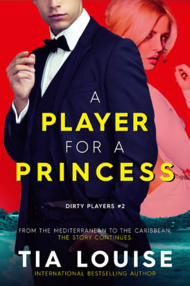 A PLAYER FOR A PRINCESS  Cover Reveal & Giveaway