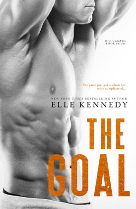 """The Goal"" Cover Reveal"