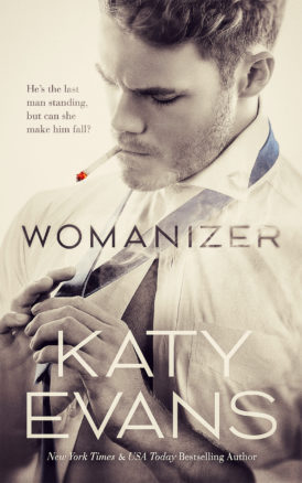 "Katy Evan's ""WOMANIZER"" Cover Reveal"