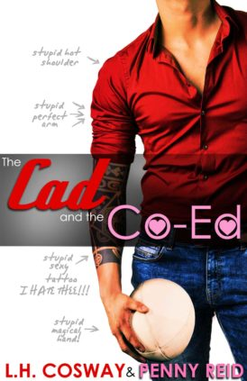 The Cad And The Co-ed Cover Reveal/ Giveaway**