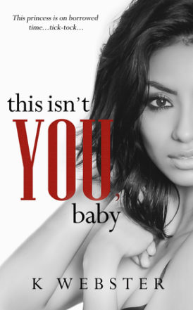 This Isn't You, Baby Book Review/ Giveaway