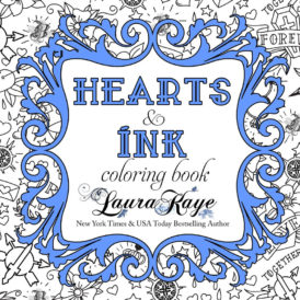 Hearts & Ink Coloring Book Release Blitz/ Giveaway**