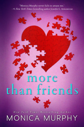 More Than Friends Book Review