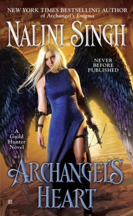 Archangel's Heart Book Review