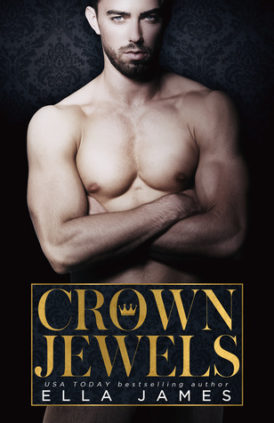 "Ella James' ""Crown Jewels"" Is Live!"